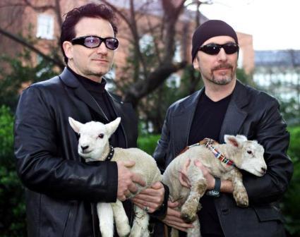U2: The Edge