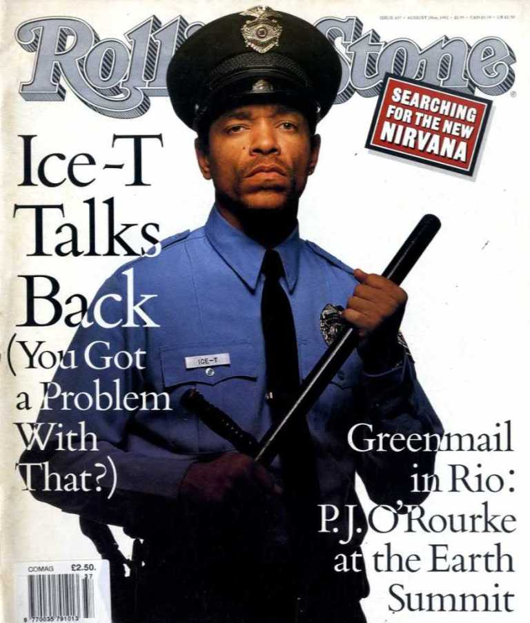 Body Count Rolling Stone