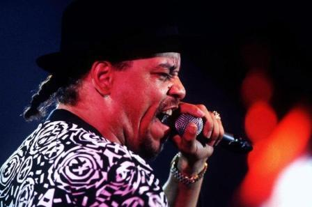 Ice-T, at the Montreuz Jazz Festival in 1995