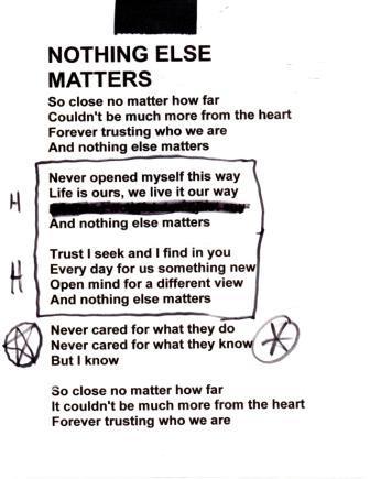 NothingElseMatters1
