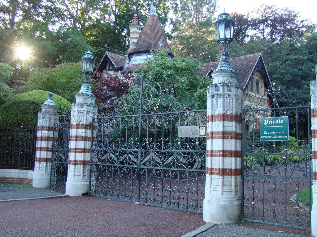 Friar Park 1